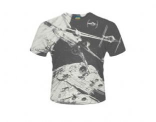 0b63b0a9 Star Wars Space Battle All Over Print T-Shirt